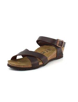Birkenstock Womens Lola Leather Open Toe Casual Platform Sandals by Birkenstock