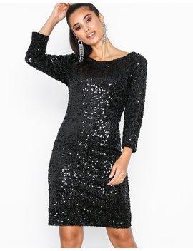 Viglitz 3/4 Sleeve Dress/2 by Vila