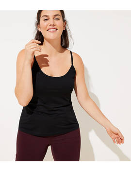 Loft Plus Clean Cami by Loft