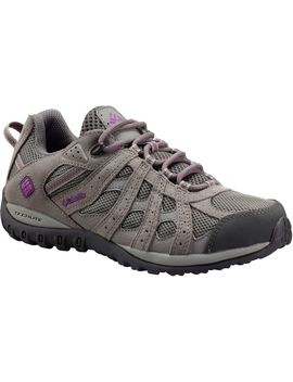 Columbia Women's Redmond Waterproof Low Hiking Shoes by Columbia