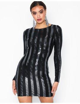 Stripe Mini Dress by Nly One