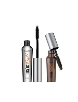 Benefit   Real Big Steal' Lengthening Mascara Duo Set by Benefit