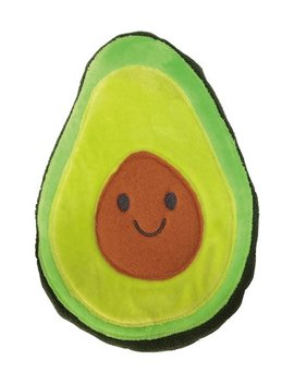10.75'' Heat Able Huggable Avocado Pillow by Zulily