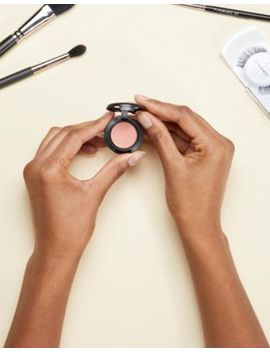 Mac Shimmer Small Eyeshadow   Expensive Pink by Mac