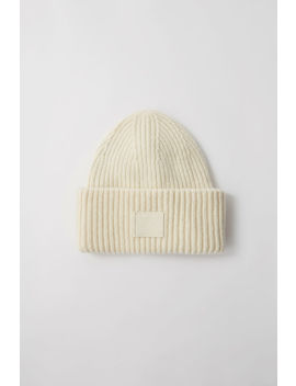 Oversized Beanie Off White by Acne Studios