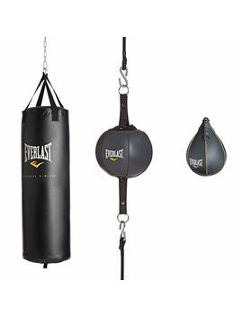 Everlast 3 Piece Heavy Bag Kit by Everlast