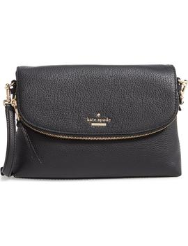 Jackson Street   Harlyn Leather Crossbody Bag by Kate Spade New York