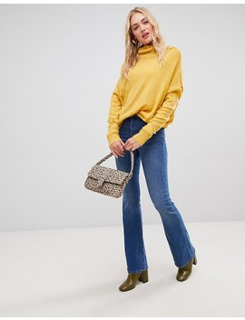 New Look Tall Flare Jeans by New Look Tall