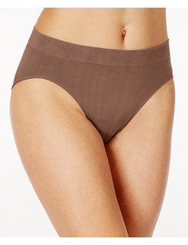 One Smooth U All Over Smoothing Hi Cut Brief 2362 by Bali
