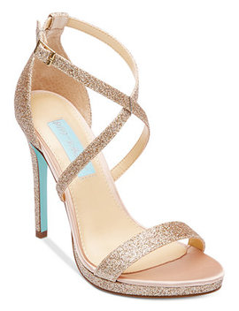 Andi Evening Sandals by Blue By Betsey Johnson
