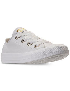 Women's Chuck Taylor Big Eyelets Ox Casual Sneakers From Finish Line by Converse