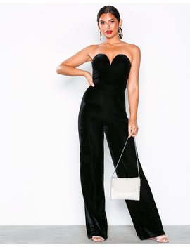 Bustier Jumpsuit by Nly Eve