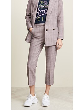 Suiting Pants by Ganni