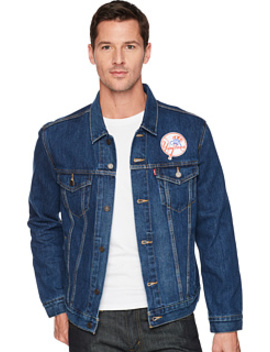 Ny Yankees Denim Trucker by Levi's® Mens