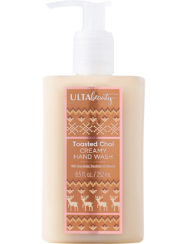 Toasted Chai Creamy Hand Wash by Ulta