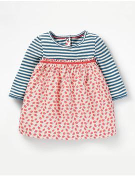 Pointelle Twirl Dress by Boden