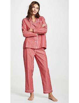 Bishop Pajama Set by Sleepy Jones