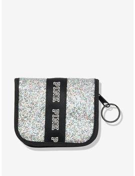 Glitter Wallet by Victoria's Secret
