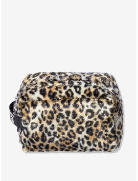 New! Faux Fur Pouch by Victoria's Secret