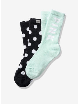 Marshmallow Socks by Victoria's Secret