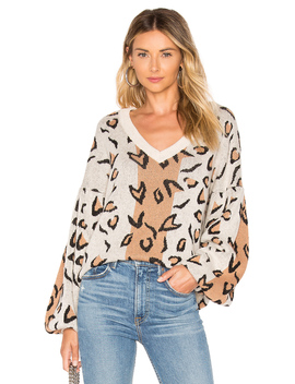 Leopard Sweater by Tularosa