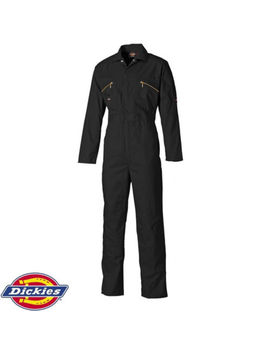 Dickies Mens Wd4839 Zip Front Redhawk Overalls Coveralls Boilersuit All Sizes by Ebay Seller