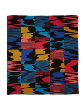 Printed Cashmere And Wool Blend Scarf by Missoni