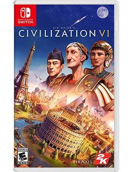 Sid Meier's Civilization Vi   Nintendo Switch by By          2 K
