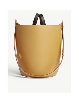 Mini Lorna Small Leather Bucket Bag by Danse Lente