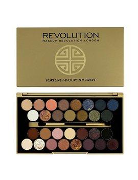Makeup Revolution Fortune Favours The Brave Palette By Makeup Revolution by Makeup Revolution