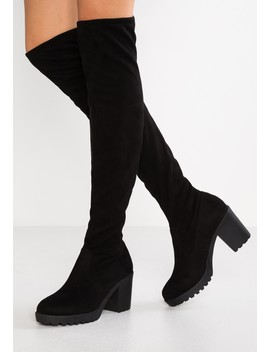 Tristan High Leg Boot Was Originally Called Minny   Overknee Laarzen by Dorothy Perkins