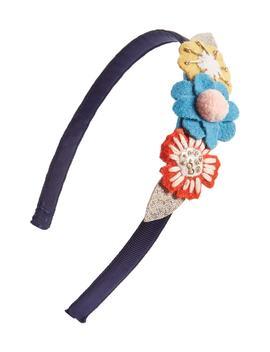 Flower Headband by Mini Boden
