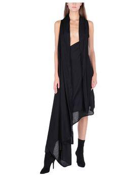 Ann Demeulemeester 3/4 Length Dress   Dresses by Ann Demeulemeester
