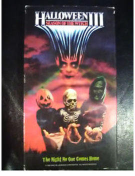 Halloween Iii 3   Season Of The Witch   Vhs   John Carpenter Horror by Ebay Seller