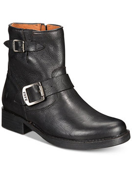 Women's Vicky Booties by Frye