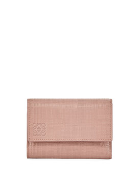 Small Vertical Zip Wallet by Loewe