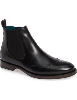 Camheri Wingtip Chelsea Boot by Ted Baker London