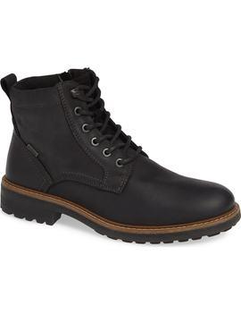 Wenatchee Waterproof Plain Toe Boot by 1901