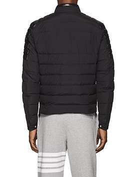 Down Quilted Puffer Jacket by Moncler