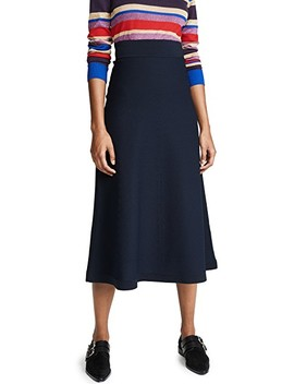 Midi Skirt by Sonia Rykiel
