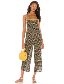 Sunset Drive Jumpsuit by Amuse Society