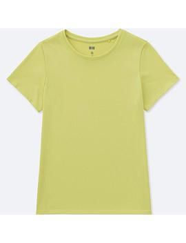 Damen T Shirt Dry Ex by Uniqlo
