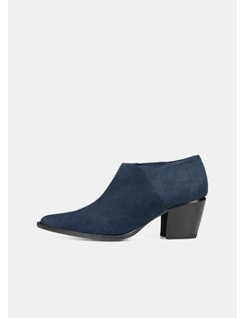 Hamilton Suede Boots by Vince