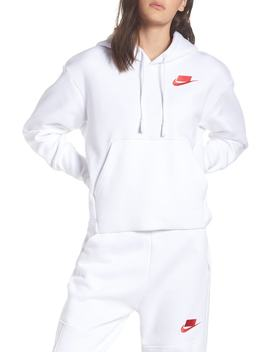 Sportswear Nsw Women's Fleece Hoodie by Nike