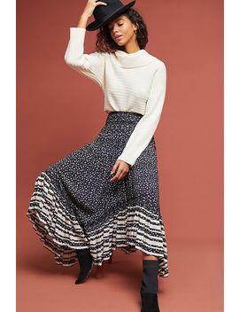 Edie Midi Skirt by Love Sam