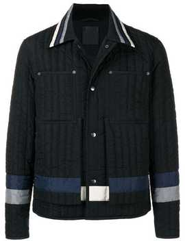 Quilted Snap Button Jacket by Craig Green