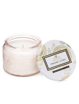 Panjore Lychee Glass Jar Candle by Voluspa