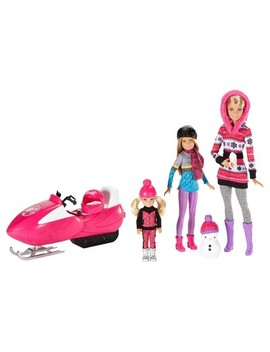 Barbie® Sisters Snow Fun Doll Giftset by Barbie