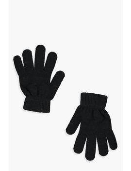 Thermal Magic Gloves by Boohoo