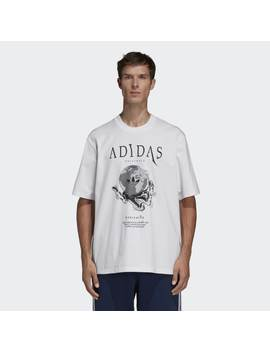 Planetoid Tee by Adidas